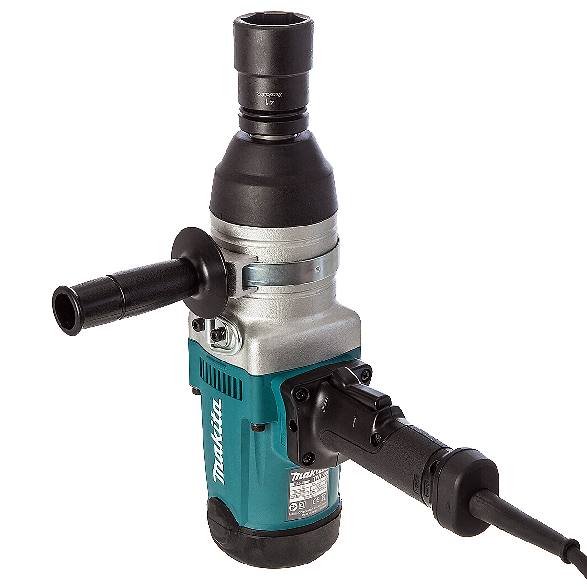 Makita-TW1000-Impact-Wrench-1-inch–25mm-Square-Drive-110V-4